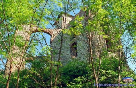 Zamek Tenczyn w Rudnie'2000