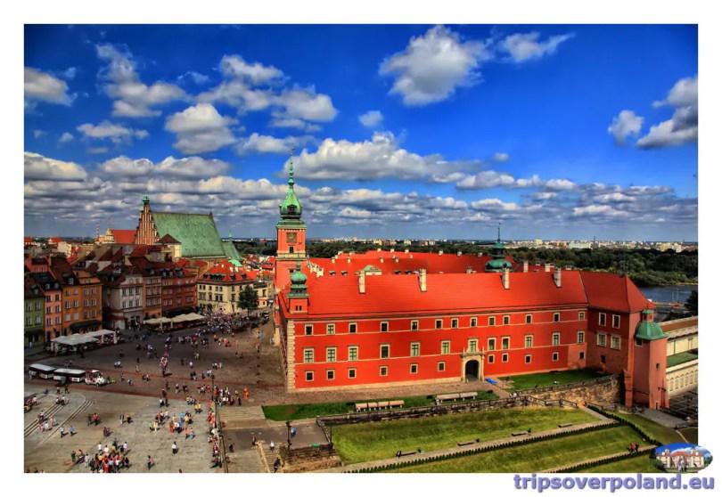 Warszawa - Zamek Królewski