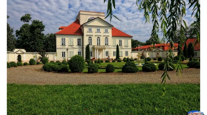 Pałac Ossolińskich w Sterdyni - spichlerz