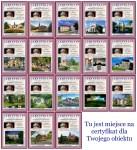 18 certyfikatów w konkursie: Doceniony przez społeczność Uratowanych obiektów zabytkowych w Polsce