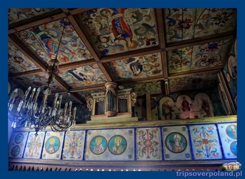 Tylicz, kościół pw.św.św. Apostołów Piotra i Pawła