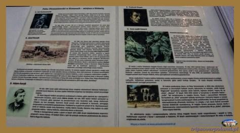 Konary - historia