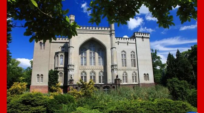 Zagrożony Pomnik Historii – Zamek, park i stara zabudowa miejska w Kórniku-Bninie