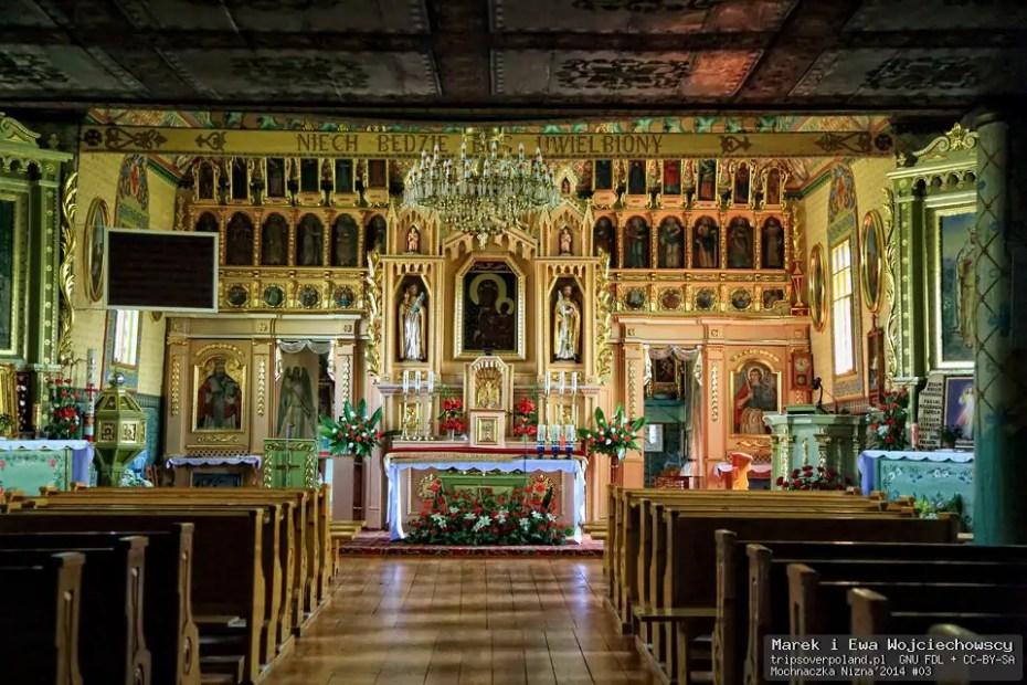 Cerkiew św. Michała Archanioła w Mochnaczce