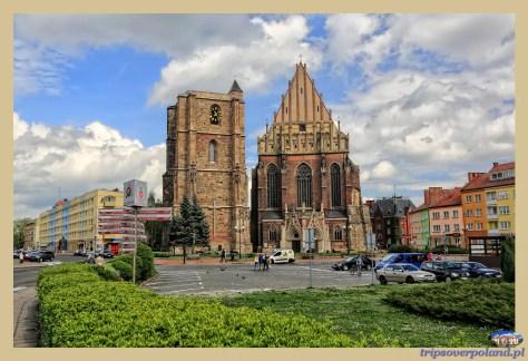 Nysa - Bazylika św. Jakuba i św. Agnieszki