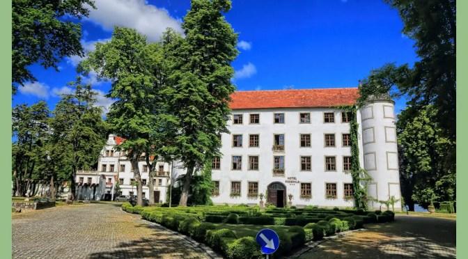 Najpiękniej położone polskie zamki – Zamek w Krągu