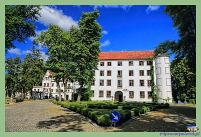 Zamek w Krągu