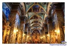 Bazylika katedralna Wniebowzięcia Najświętszej Maryi Panny w Kielcach