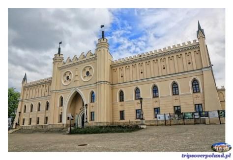 Zamek w Lublinie