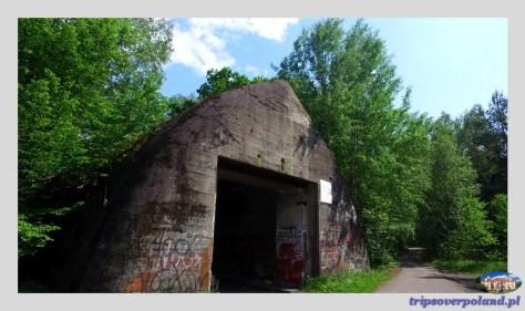 Schron kolejowy w Jeleniu