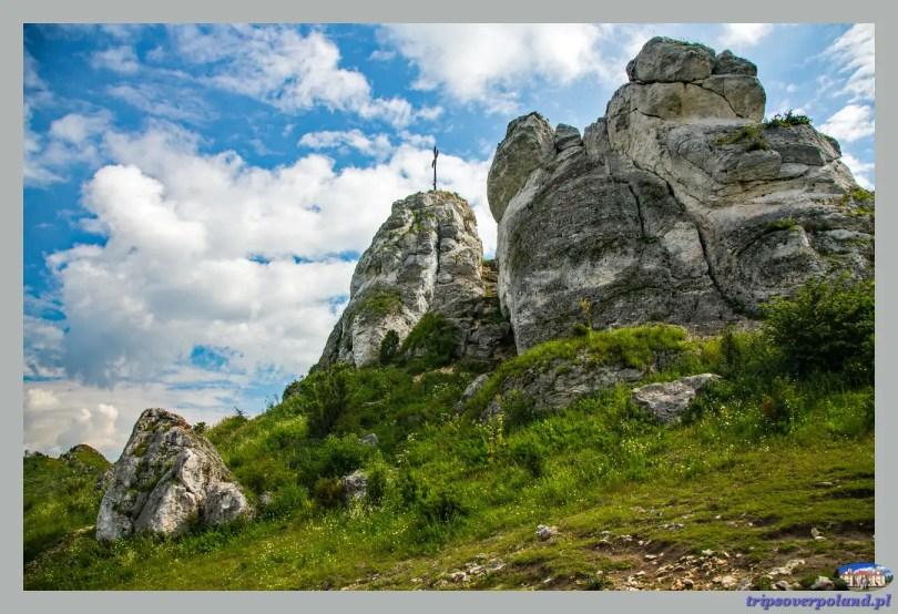 Olsztyn koło Częstochowy'2016 - Góra Biakło