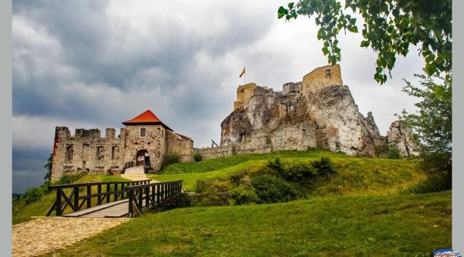Samorządy promują swoje zasoby – Zamek w Rabsztynie traci szansę na finansowanie kolejnych prac modernizacyjnych.