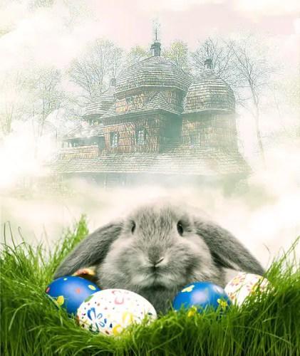 Wielkanoc - efekt nr 1