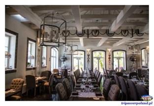 Pałac Mała Wieś'2017 - Restauracja Stara Wozownia