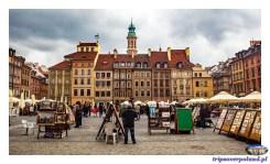 Rynek Starego Miasta w Warszawie