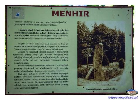 Korczew'2017 - Menhir
