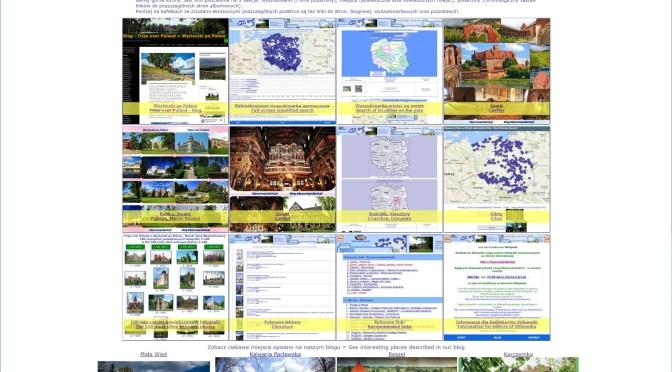 Nowa wersja naszej strony albumowo-wyszukiwarkowej – tripsoverpoland.pl