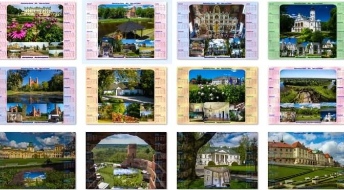 12 kalendarzowych zachęt do wycieczek po Polsce