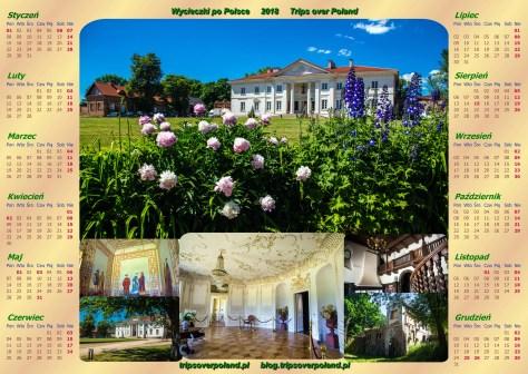 Park i pałac w Korczewie