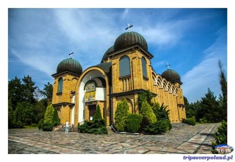 Cerkiew pw. Mądrości Bożej Hagia Sophia w Białymstoku