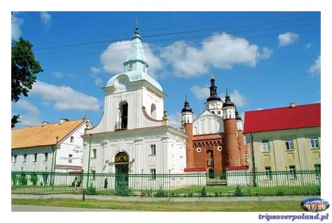Monaster Zwiastowania Przenajświętszej Bogurodzicy i św. Jana Teologa w Supraślu