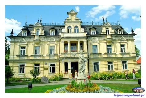 Pałac Buchholtzów w Supraślu'2003