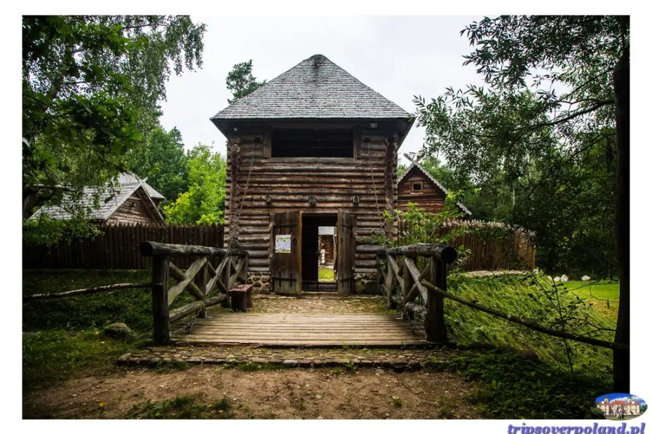 Oszkinie - Osada Jaćwiesko-Pruska