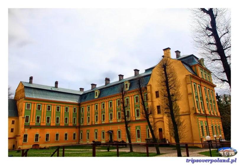Budynek klasztorny