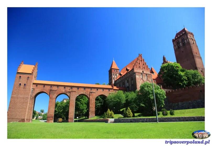 Kwidzyn – zespół katedralno-zamkowy