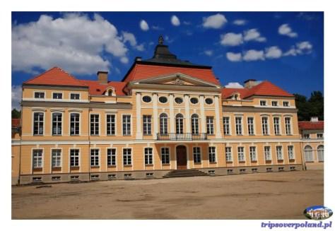 Rogalin – zespół pałacowy z ogrodem i parkiem