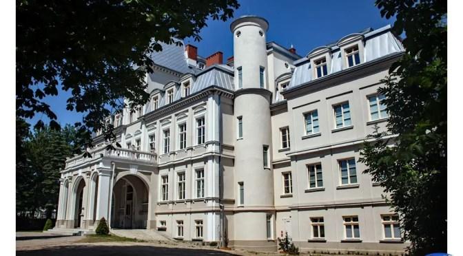 Pałac Malina – renowacja i adaptacja daje piękne efekty