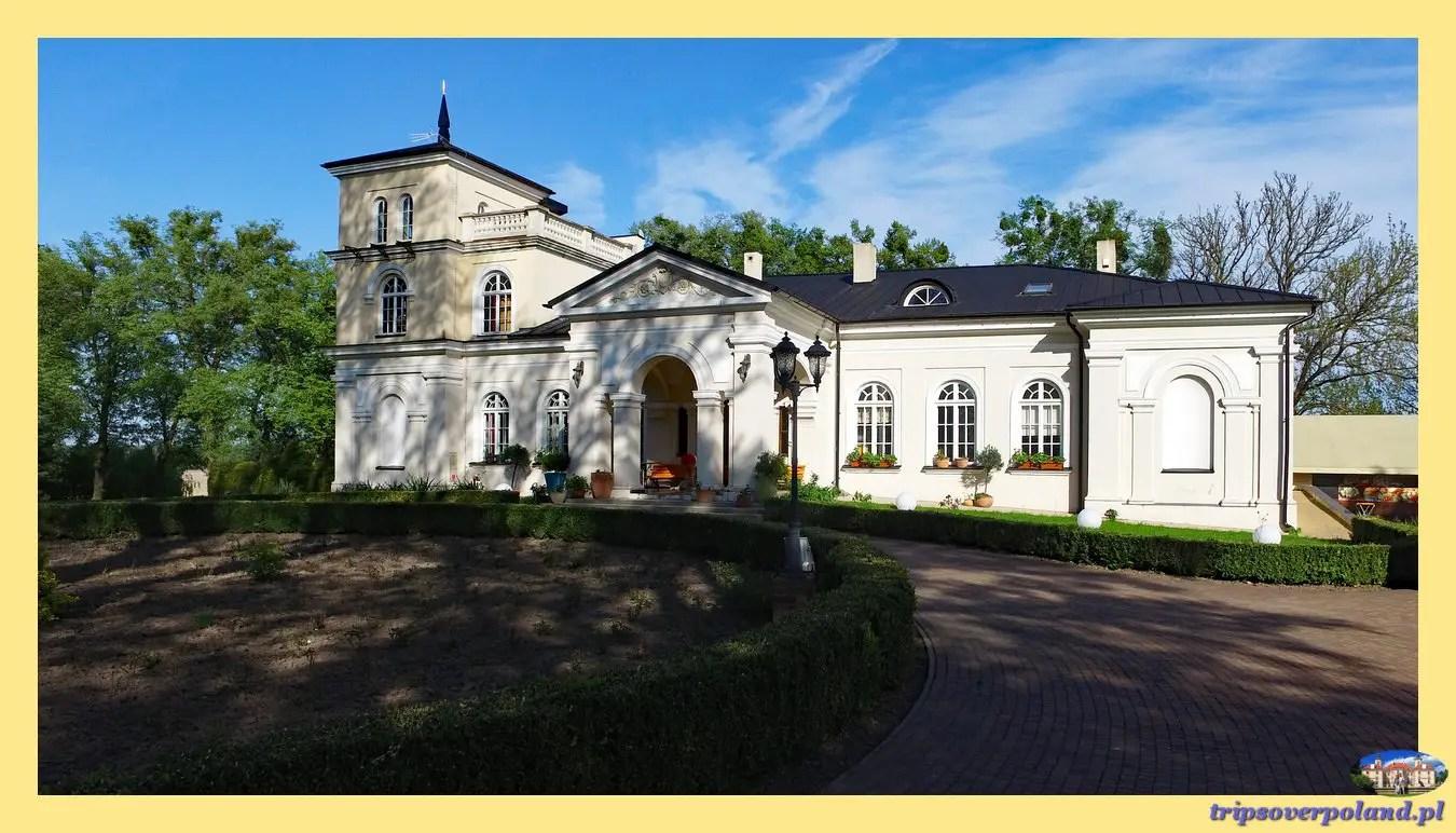 Dwór Ujazdowski
