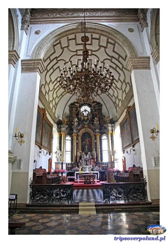 Katedra Zmartwychwstania Pańskiego i św. Tomasza Apostoła w Zamościu'2007