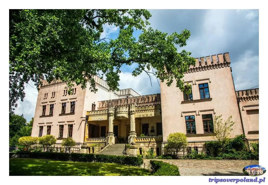 Pałac Śródka