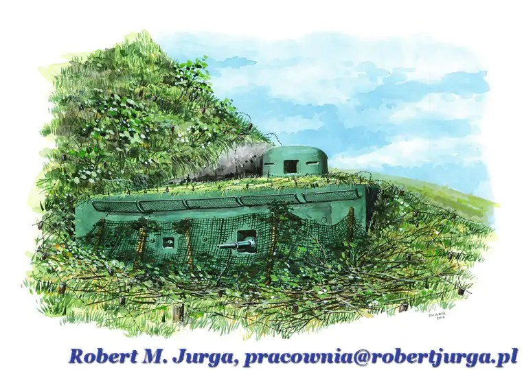 Kazamata Ludendorff - Robert M. Jurga