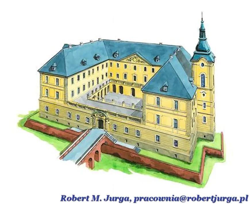 Zabór - Robert M. Jurga