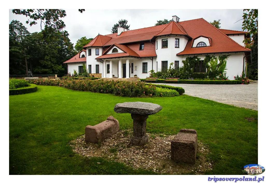 Opinogóra Górna - Muzeum Romantyzmu