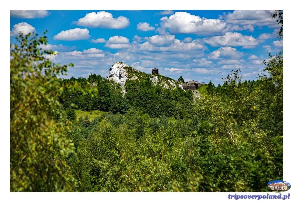 Podzamcze - Góra Birów
