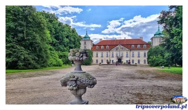 Pałac w Nieborowie'2021
