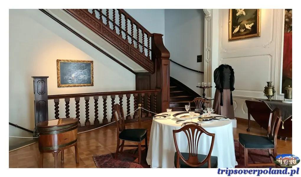 Pałac w Nieborowie'2021 - Mała Jadalnia