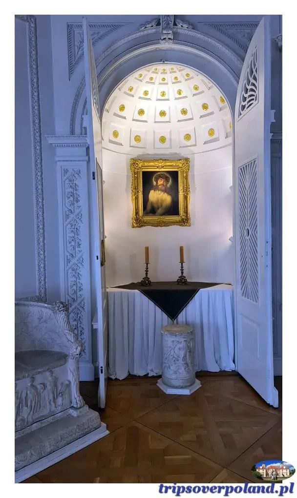 Pałac w Nieborowie'2021 - Sala Biała