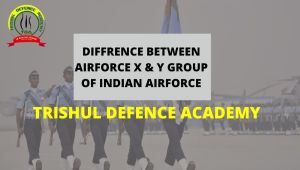 Difference Between X & Y Group of Indian Air Force