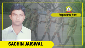 Sachin Jaiswal – NDA Selection