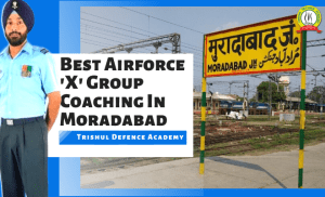 Best Air Force X – Group Coaching In Moradabad