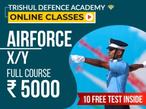 Online Course for Air Force X & Y Group