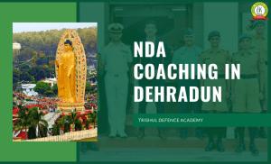 NDA Coaching In Dehradun