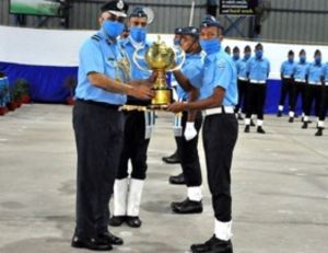 600 Air Warriors Join IAF After Successful Training