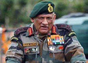 CDS Bipin Rawat Suggested Army To Be Vigilant And Increase Military Force