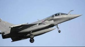 Indian Air Force gets three more Rafale fighter aircraft