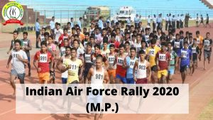 Indian Air Force Rally 2020 (M.P.)